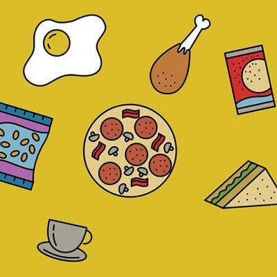 Belajar Membuat Keputusan dari Menu Makanan