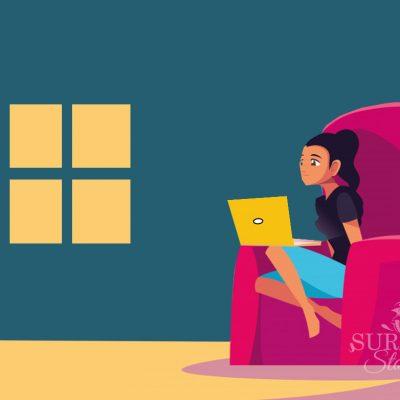 Cara Mengembangkan Diri Kala Banyak di Rumah