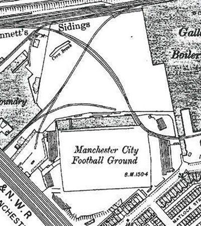 Ilustrasi Sejarah Manchester City dan Sisi Lain Sepakbola Inggris