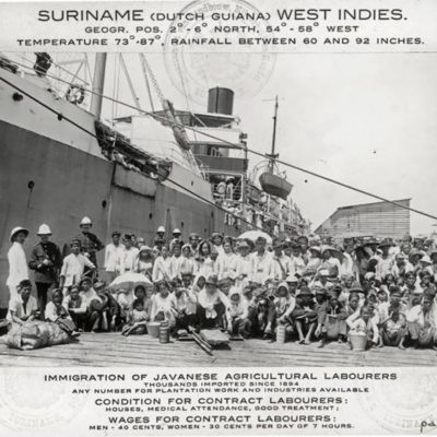 Orang-orang Jawa di Suriname