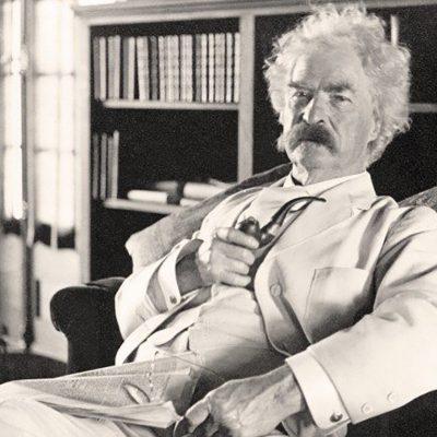 Mark Twain: Merenungkan Bunuh Diri dan Biografi