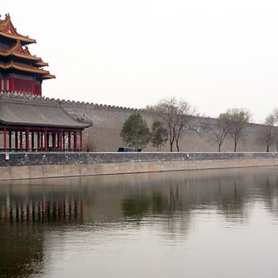 Meyingkap Kembali Rahasia Kota Terlarang China