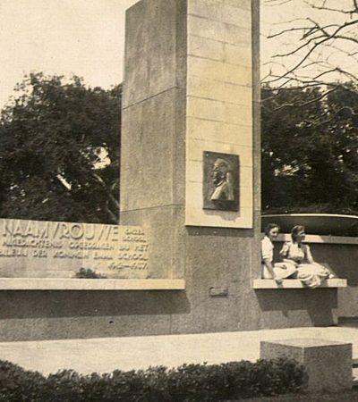 Monumen Ratu Emma: Monumen Terpendek di Surabaya