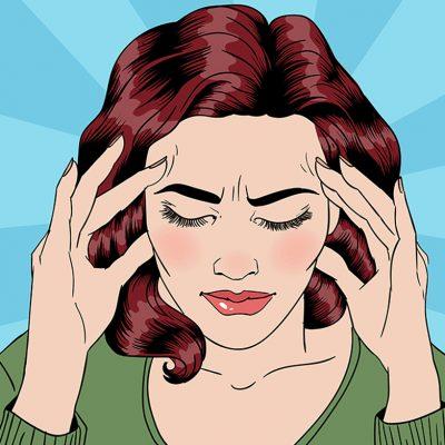 Titik-titik Refleksi untuk Penyembuhan Sakit Kepala