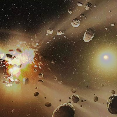 Belajar Mengenal Fakta-fakta Asteroid