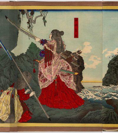 Di Bawah Kibasan Samurai Wanita