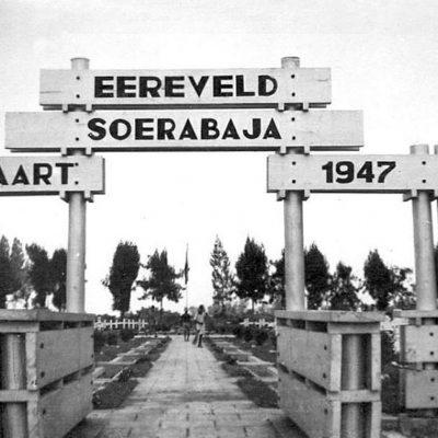 Jejak Kenangan Kembang Kuning, Tentara Inggris, dan Deretan Kamboja Surabaya 1942