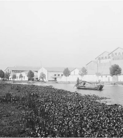 Jejak Sejarah Braat NV dan Pabrik-pabrik di Sepanjang Kalimas