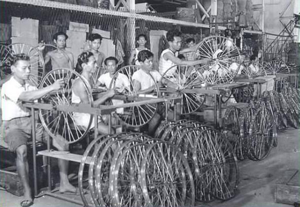 Jejak Sepeda Onthel Hima di Surabaya