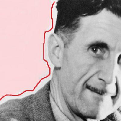 Mengintip Catatan Pribadi George Orwell