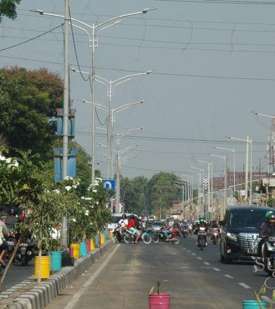 Mulai Hari ini, Jalan Tunjungan, Jalan Pandegiling, dan Jalan Raya Darmo Surabaya Ditutup di Malam Hari