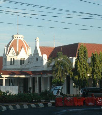Alun-Alun Surabaya Diresmikan untuk Kesenian, Pemuda, dan UKM