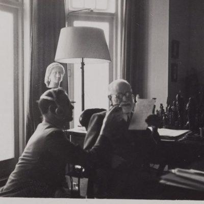 Kata-kata Sigmund Freud yang Direkam BBC Tahun 1938