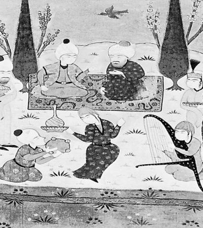 Mengungkap Sajak Peneduh Jiwa Jalaluddin Rumi