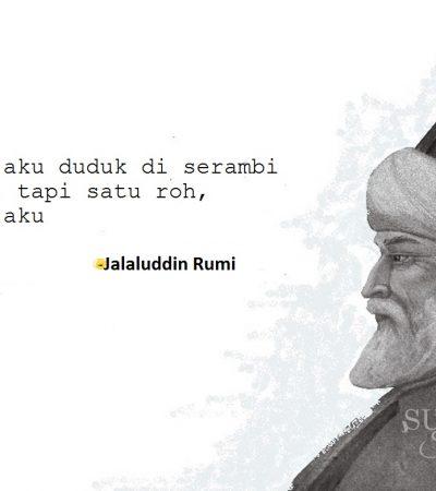 Menikmati Syair Jalaluddin Rumi