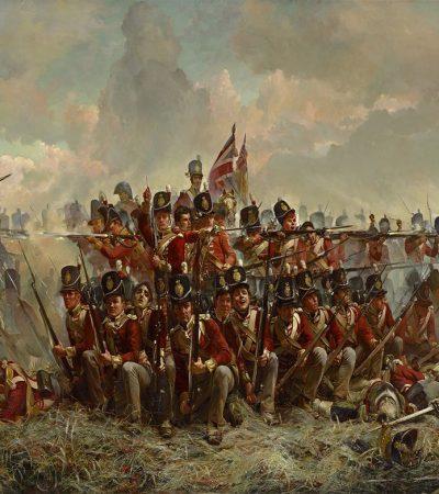 Pertempuran Pamungkas Napoleon Bonaparte