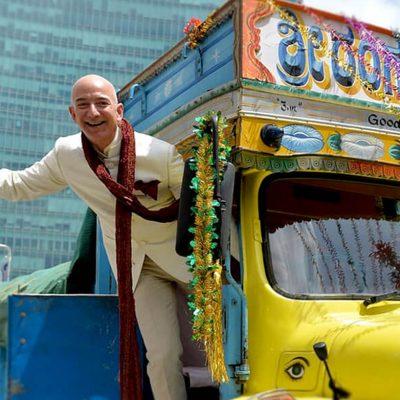 Belajar dari Jeff Bezos Tekuni Pekerjaan Sesuai Kesenangan dan Keyakinan