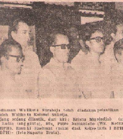 Cerita tentang Berdirinya Dewan Kesenian Surabaya Tahun 1971