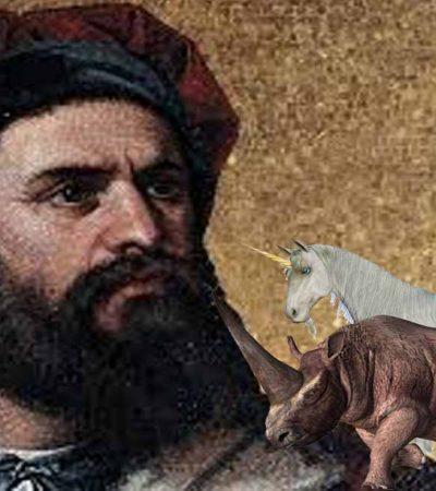 Marco Polo dan Catatan tentang Unicorn