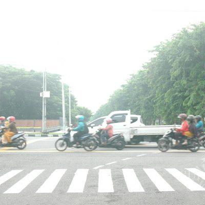 Surabaya Mendung Sedari Pagi